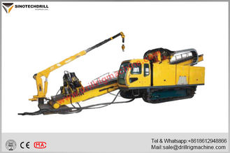 FDP -245 Trenchless Hdd Machine , Directional Boring Equipment 245 Ton