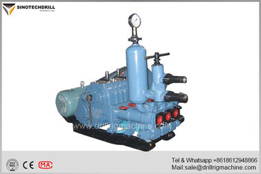 Horizontal Double Cylinder Drilling Mud Pump For Geological Prospecting BW250