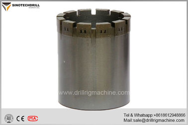 Atlas Copco Casing Shoe Bit With Standards Drilling Thread Q Series And TW Series