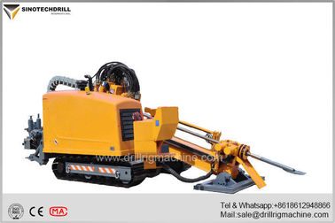 0-200RPM Speed Horizontal Directional Drilling Machine with Maximum torque 16000NM