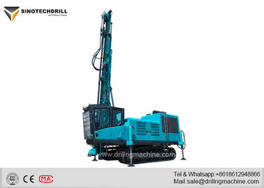 High Torque DTH Drilling Machine For Mining And Construction With Air Compressor