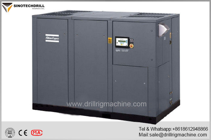 Ingersoll Rand Rotary Screw Compressor , Two Stage High
